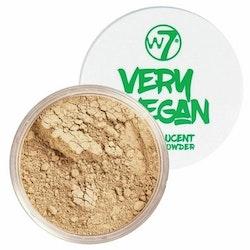 W7 Very Vegan Loose Puder - Transparent