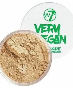 W7 Very Vegan Loose Puder - Transparent