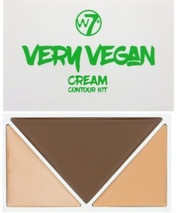 W7 Very Vegan Cream Contour Kit - Medium Tan