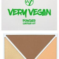 W7 Very Vegan Powder Contour Kit - Medium Tan