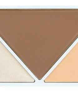 W7 Very Vegan Cream Contour Kit - Fair Light