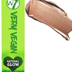 W7 Very Vegan Natural Glow Liquid Highlighter-Pretty Peach