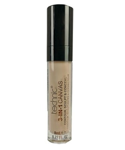 Technic 3-in-1 Canvas Full Coverage Concealer-Porcelain