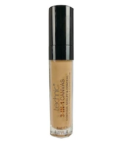 Technic 3-in-1 Canvas Full Coverage Concealer-Honey