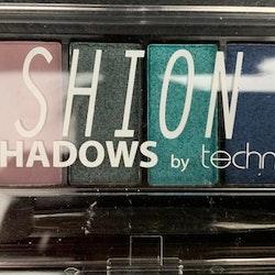 Technic Shimmer PURPLE Smokey Eyeshadow Kit - Fashion