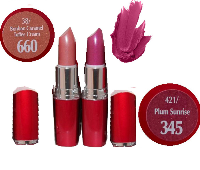 Maybelline Moisture Extreme Lipstick-Plum Sunrise