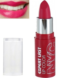 NYC Expert Last SATIN MATT Lipstick - 451 Velvety Fuchsia