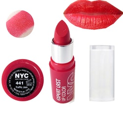 NYC Expert Last SATIN MATT Lipstick - 441 Traffic Jam