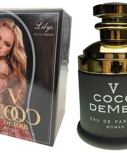 Lilyz Coco De Mer *V* Black Platinum EDP 80ml
