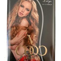 Lilyz Coco De Mer *V* Black Platinum EDP 80ml