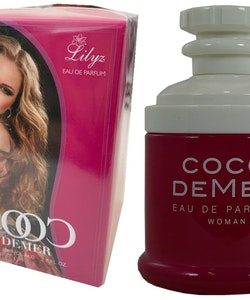 Lilyz Coco De Mer *Fuchsia* EDP 80ml
