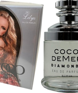 Lilyz Coco De Mer *Diamonds* EDP 80ml