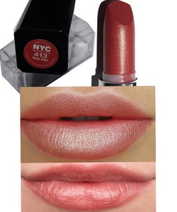 NYC Color Ultra Last Lipstick - Rose Gold