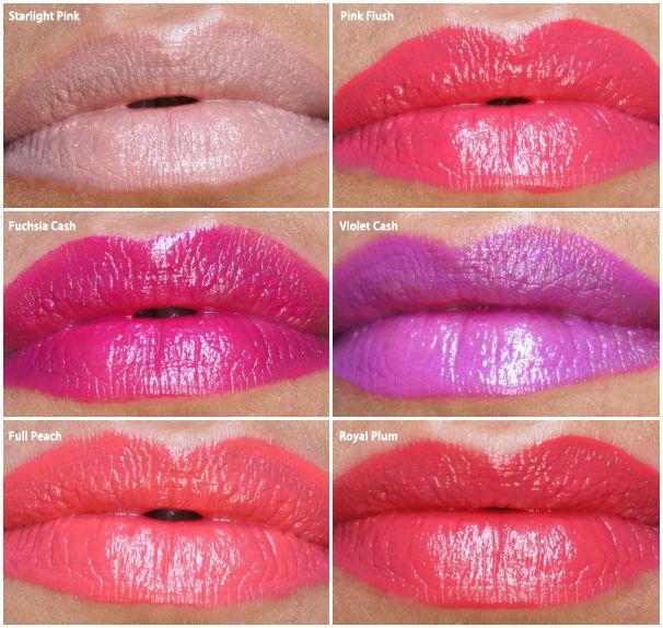 Miss Sporty Millionaire Intense Liquid Lipstick -103 Fuschia Cash