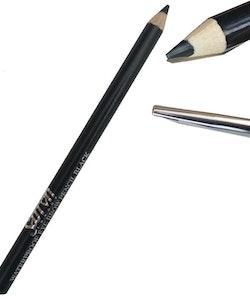 Saffron Eyebrow Pencil-Black & Waterproof