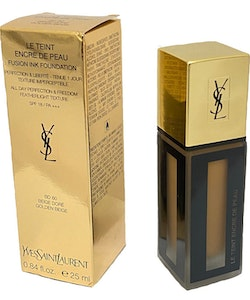 Yves Saint Laurent Fusion Ink Foundation SPF18-BD 60 Golden Beige