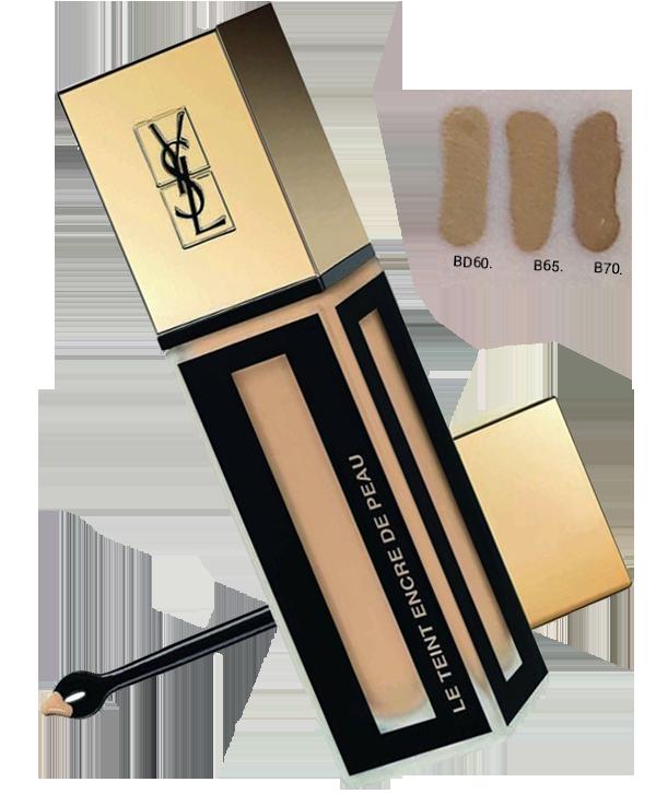 Yves Saint Laurent Fusion Ink Foundation SPF18-B 65 Beige