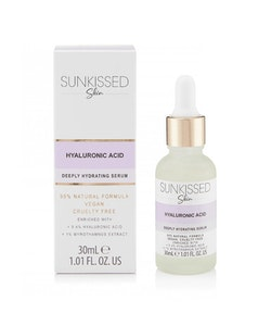 Sunkissed Hyaluronic Acid Deeply Hydrating Serum 30ml