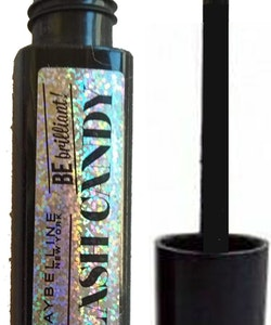 Maybelline Lash Candy Glitter Be Brilliant Top Coat Mascara