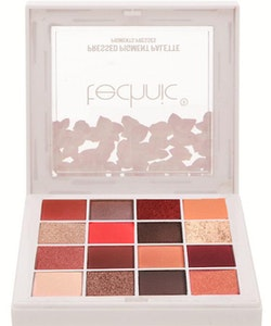 Technic Spring Vegan-suitable Matte Satin Pearl Shimmer Pressed Palette