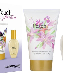 PEACH JARDIN Gift Set-EDP100ml + Body Lotion100ml