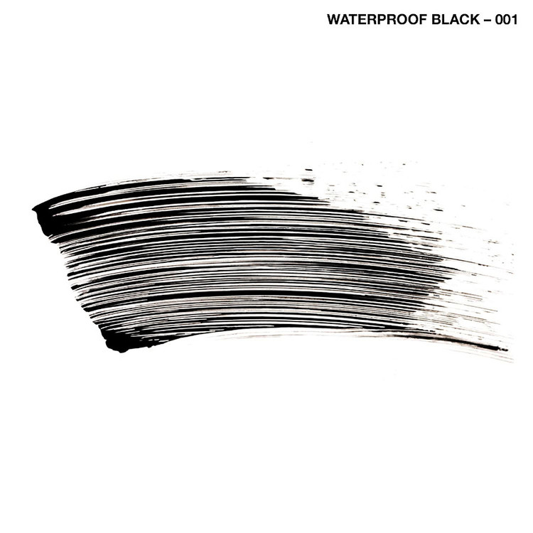 Rimmel Scandaleyes Wow Wings Mascara-Waterproof Black