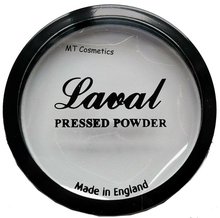 Laval Pressed Creme Face Powder - White