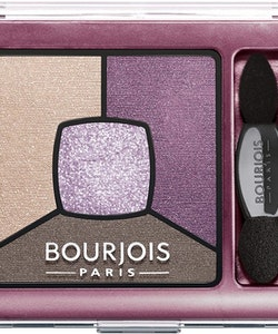 Bourjois Smoky Eyeshadow Palette-Brilliant Prunette