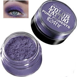Maybelline Tattoo Pure Pigments 24H Eyeshadow-Potent Purple