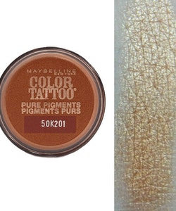 Maybelline Tattoo Pure Pigments 24H Eyeshadow-Breaking Bronze