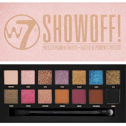 W7 2020 Autumn SHOW OFF! Pressed Pigment Palette
