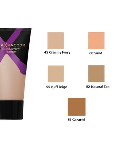 Max Factor Smooth Effect Foundation-60 Sand