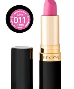 Revlon Super Lustrous MATTE Lipstick - 011 Stormy Pink Matte