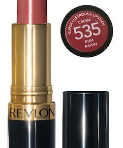 Revlon Super Lustrous CREME Lipstick - 535 Rum Raisin