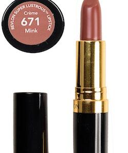 REVLON Super Lustrous CREME Lipstick-671 Mink