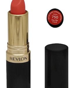 Revlon Super Lustrous CREME Lipstick -750 Kiss Me Coral