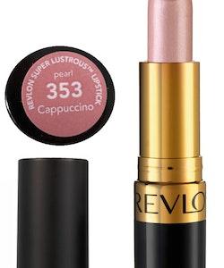 REVLON Super Lustrous Pearl Lipstick - 353 Cappuccino