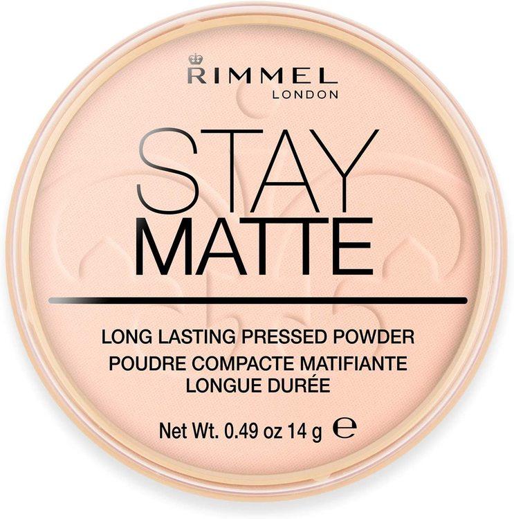 Rimmel Stay Matte Pressed Powder - Pink Blossom
