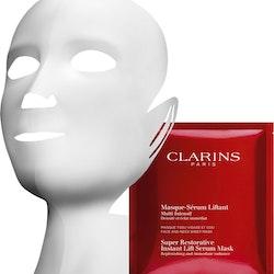 Clarins Super Restorative Instant Lift Serum Mask 30ml