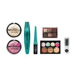 Technic New Year Countdown Vegansuitable Make-Up Palette