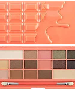 I ♥ Makeup Chocolate and Peaches Eyeshadow Palette