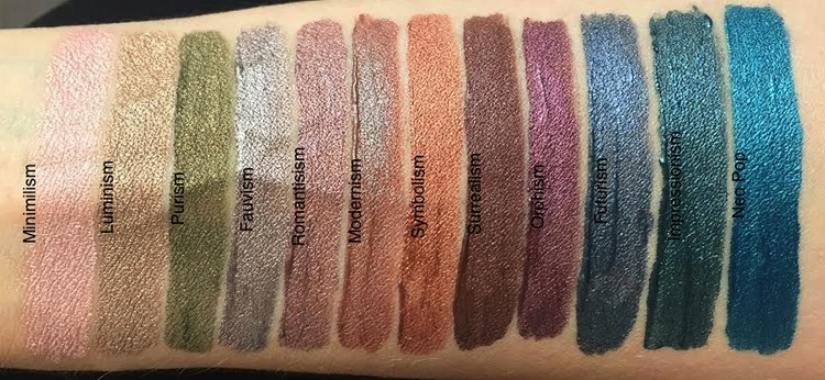 Sleek I-Art Precision Liquid Eye Colour-PURISM