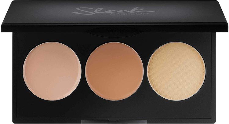 Sleek Corrector & Concealer Palette SPF15 No.2