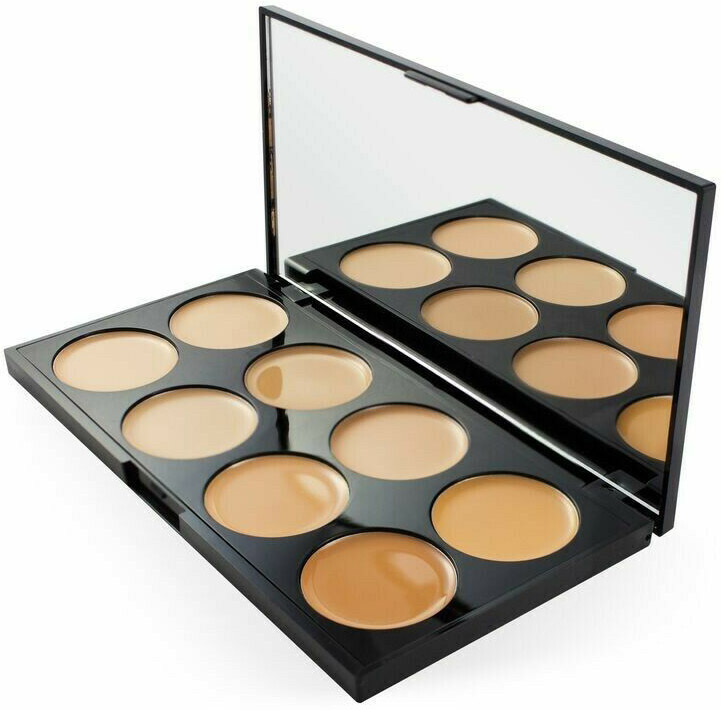 Revolution Ultra Cover And Conceal Palette