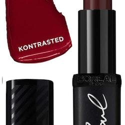 L'Oreal Karl Lagerfeld Color Riche Lipstick-Kontrasred