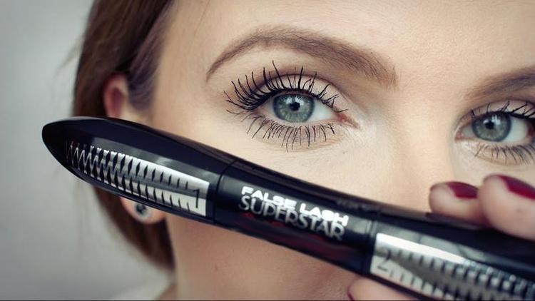 L'Oreal False Lash Superstar Mascara - Black