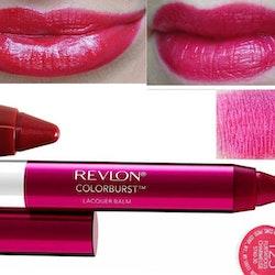 Revlon ColorBurst Lip LACQUER Balm-125 Flirtatious Charmeuse