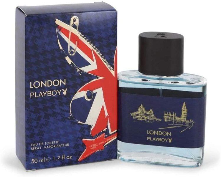 Playboy London Eau de Toilette Spray 50ml