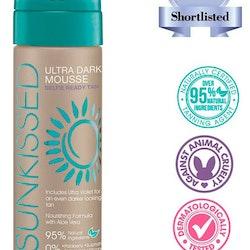 Beauty Awards-Sunkissed Selfie Ready Tan Mousse-Ultra Dark 200ml