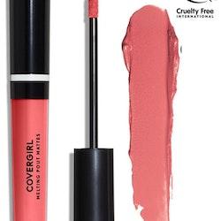Covergirl Melting CrueltyFree Matte Liquid Lipstick-310 Coral Chronicles